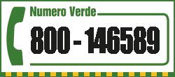 numero verde preventivi